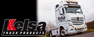 Kelsa Quality Lightbar for heavy truck