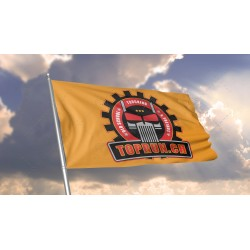 TOPRUN Old Skool flag 150 x...