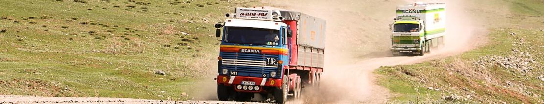 Keep On ''Old Skool'' Truckin!
